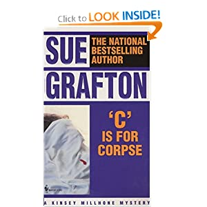 C is for Corpse - Sue Grafton