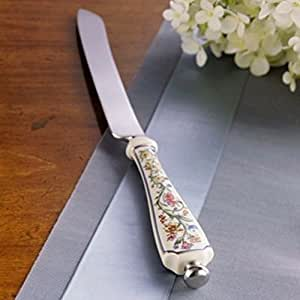 ... Knife Floral Stainless Steel Wedding Gift Knives Shabbat Sabbath