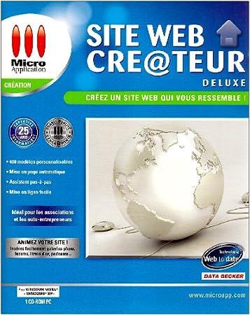 Site Web Cré@teur Deluxe