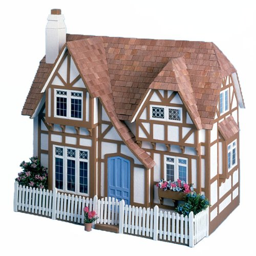 Greenleaf Glencroft Dollhouse Kit