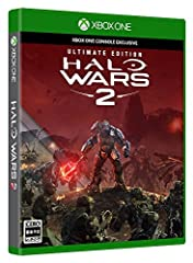 Halo Wars 2 アルティメットエディション (【特典】ゲーム本編(Blu-ray Disc)・アーリーアクセス(2017年2月17日(金)以降の早期プレイ)・シーズンパスご利用コー ド・『Halo Wars: Definitive Edition』ご利用コード 同梱)