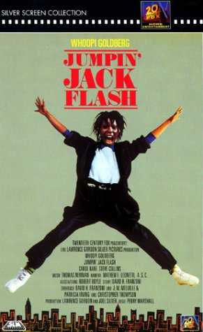 Jumpin' Jack Flash [VHS]