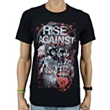 Merchandise - Rise Against - Surrender Band T-Shirt, schwarz, Größe:L von Rise Against
