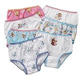 Handcraft Toddler Girls Disney Frozen 7 Pack Underwear - Size 2T/3T