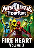 Power Rangers: Fire Heart - Volume 3