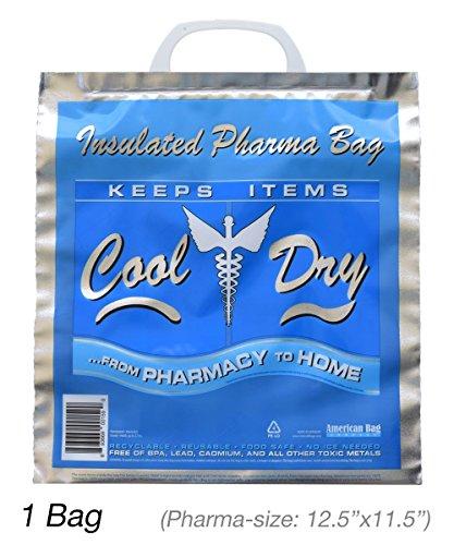 Hot Cold Bag | Insulated Bag | Thermal Bag (1 Pharma Bag)