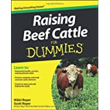 Raising Beef Cattle For Dummiesby Scott Royer