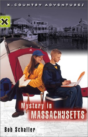 Mystery in Massachusetts (X-Country Adventures)