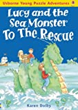 Karen Dolby Young Puzzle Adventures: Lucy and the Sea Monster