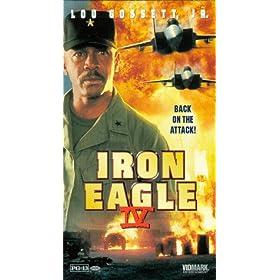 Iron Eagle 4, the dvd