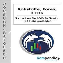 Rohstoffe, Forex, CFDs: So machen Sie 1000% Gewinn mit Hebelprodukten Hörbuch von Alessandro Dallmann Gesprochen von: Michael Freio Haas