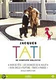 Jacques Tati - Coffret l'Intégrale (7 DVD) (Jour de fête / Les vacances de Mr Hulot / Mon oncle / Playtime / Trafic / Parade / avec tous courts-métrages et bonus DVD) [Import VF]
