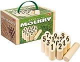 Tactic Games - Juego de M�lkky con bolsa de transporte (40790)