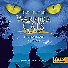 Feuersterns Mission (Warrior Cats: Special Adventure 1) Hörbuch von Erin Hunter Gesprochen von: Marlen Diekhoff