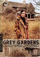 Grey Gardens The Criterion Collection by Criterion