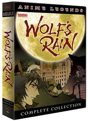 Wolf's Rain 1: Anime Legends Complete Collection [DVD] [Region 1] [US Import] [NTSC]