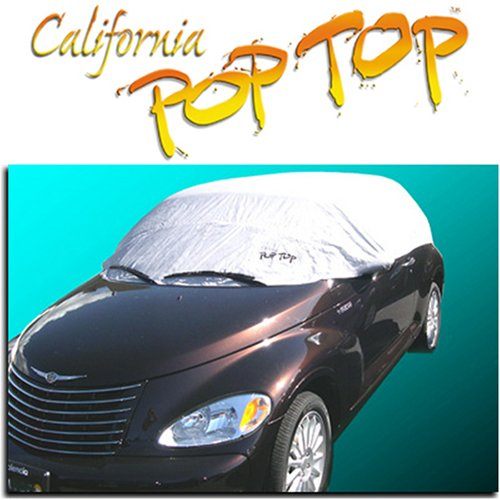 - Chrysler PT Cruiser (convertible) DuPont Tyvek PopTop Sun Shade, Interior, Cockpit, Car Cover __SEMA 2006 NEW PRODUCT AWARD WINNER__