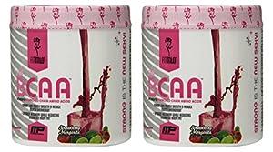 FitMiss BCAA 3:1:2 Strawberry Margarita 30 Servings [2 Pack]