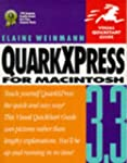 QuarkXPress 3 3 Mac VIS QuickStart