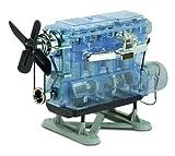 Haynes 4 Cylinder Combustion Engine
