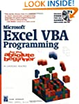 Microsoft Excel VBA Programming for t...