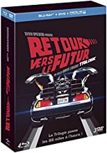 Retour vers le futur - Trilogie [Collector Blu-ray + DVD + Copie digitale + Goodies] [Collector Blu-ray + DVD + Copie digitale + Goodies]