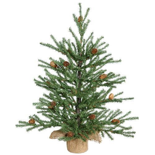 18-x-14-Carmel-Pine-Artificial-Christmas-Tree-with-Pine-Cones-in-Burlap-Base-Unlit