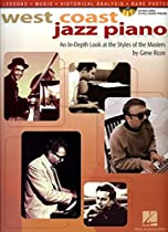 West Coast Jazz Piano An In Depth Look at the Style of the Masters Bk/Cd