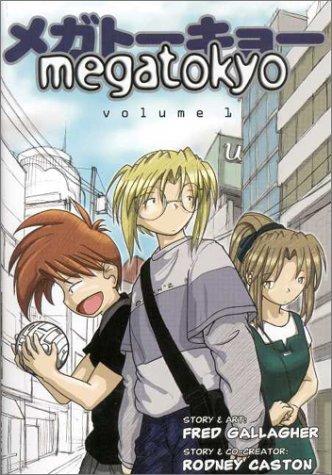 Megatokyo Vol 1 Chapter Zero, Fred Gallagher, Rodney Caston