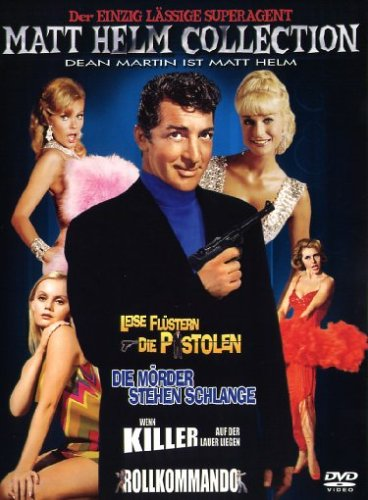 Matt Helm Collection [4 DVDs]