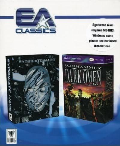 Syndicate Wars & Warhammer Dark Omen (EA Classics)
