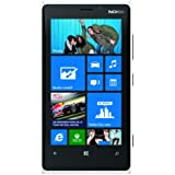 Nokia Lumia 920 RM-820 32GB AT&T Unlocked GSM 4G LTE Windows 8 OS Smartphone - White