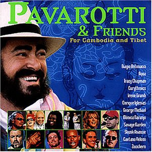 George Michael - Pavarotti & Friends Vol. 7 - For Cambodia and Tibet - Zortam Music
