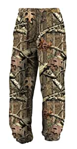 Russell Outdoors Woodstalker II Sweatpant, Mossy Oak Infinity, XXX-Large