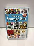 Multi Purpose Use Storage Box - Quick & Easy Use