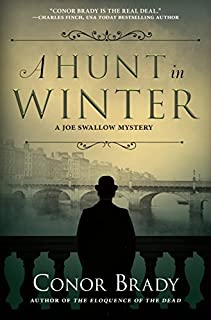 Book Cover: A Hunt in Winter: A Joe Swallow Mystery