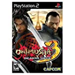 Onimusha 3 Demon Seige - PlayStation 2