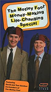 The Motley Fool - Money-Making Life-Changing Special [VHS]