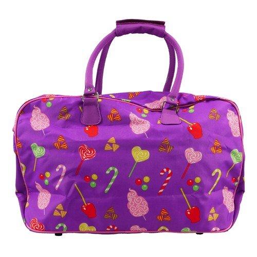 Reisetasche SWEET CANDIES – zum Anbeißen…