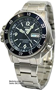 Buy Mens Seiko 5 Sports Automatic Atlas Diver Blue Dial by Seiko