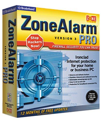 Zone Alarm ProB000068UXB : image