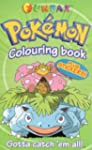 Pokemon Colouring Book (Funfax)