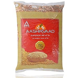 Amazon.com : ITC Aashirvaad Whole Wheat Atta, 100% Whole