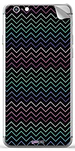 GsmKart AI6 Mobile Skin for Apple Iphone 6 (Black, Iphone 6-447)