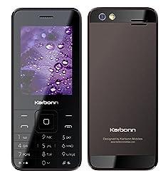 Karbonn K-Phone 1 (Black-Blue)