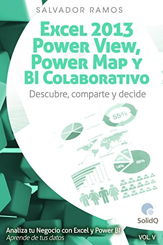 Excel 2013, Power View, Power Map y BI Colaborativo: Visualiza, descubre, comparte y decide (ANALIZA TU NEGOCIO CON EXCEL Y POWER BI. APRENDE DE TUS DATOS nº 5)