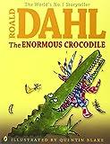 The Enormous Crocodile (Dahl Colour Illustrated)