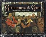 Gutenberg's Gift (0152007830) by Willard, Nancy