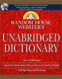 Random House Webster's Unabridged Dictionary (037542573X) by RANDOM HOUSE