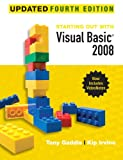 Starting Out With Visual Basic 2008 Update
